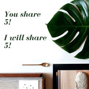 Other - Share for Share